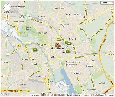 Werbung In Hannover Jetzt G Nstig Schalten